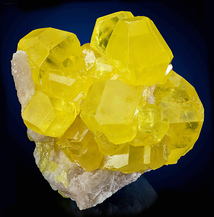 Living on Earth: Reducing Sulfur, Saving Lives |Sulfur Mineral