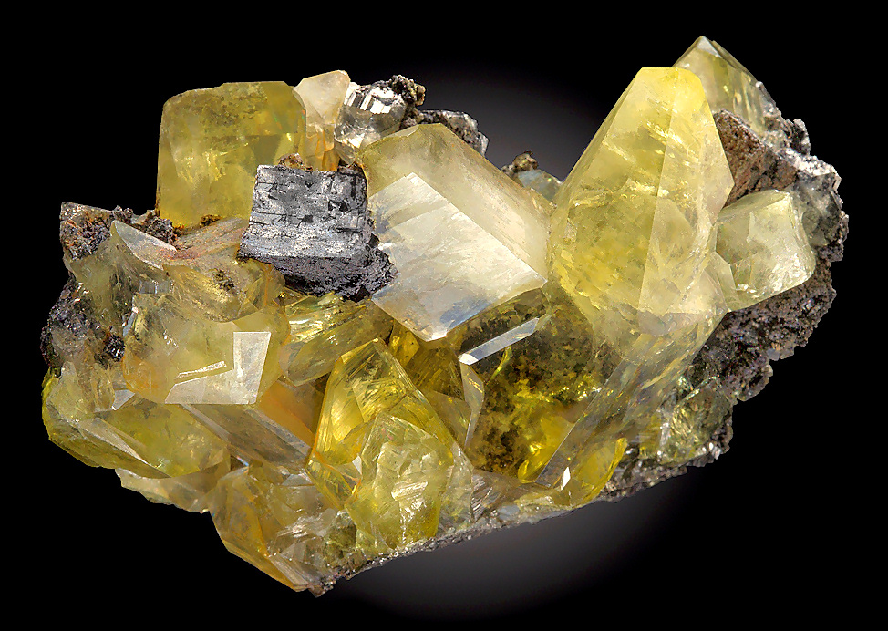 Exceptional Minerals Featured Item