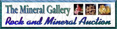 The Mineral Gallery Auctions