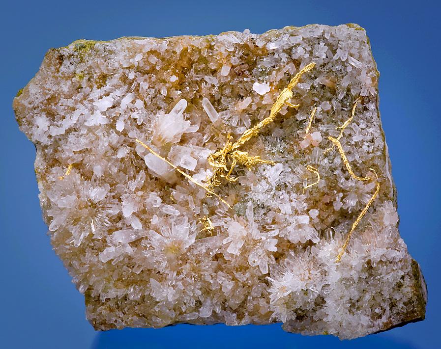 Fuck Yeah Mineralogy Native Gold On Quartz Washoe County Nevada